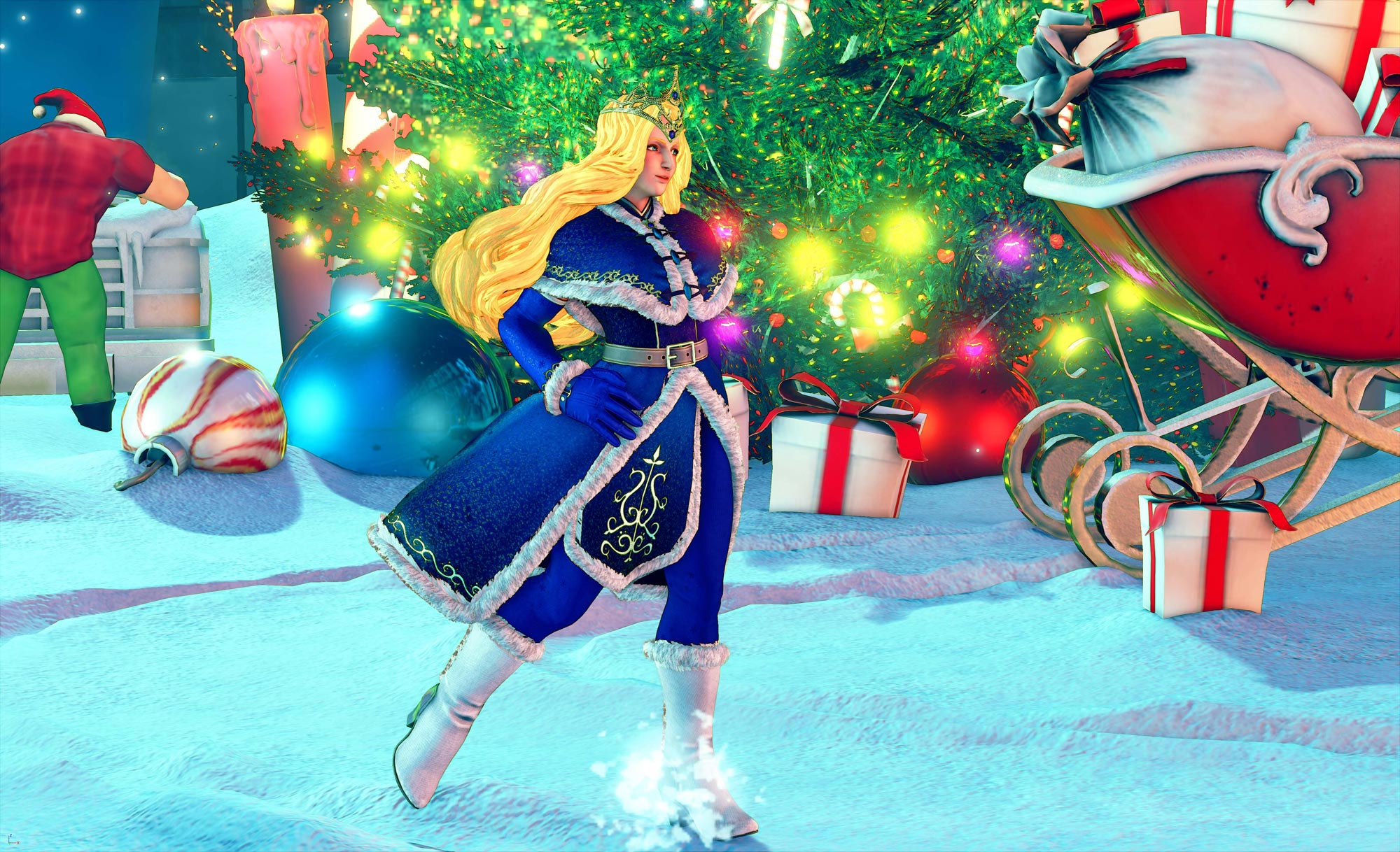 New hoilday and classic costumes in Street Fighter 5 3 out of 10 image gallery