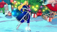 New hoilday and classic costumes in Street Fighter 5 image #3