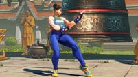 New hoilday and classic costumes in Street Fighter 5 image #7