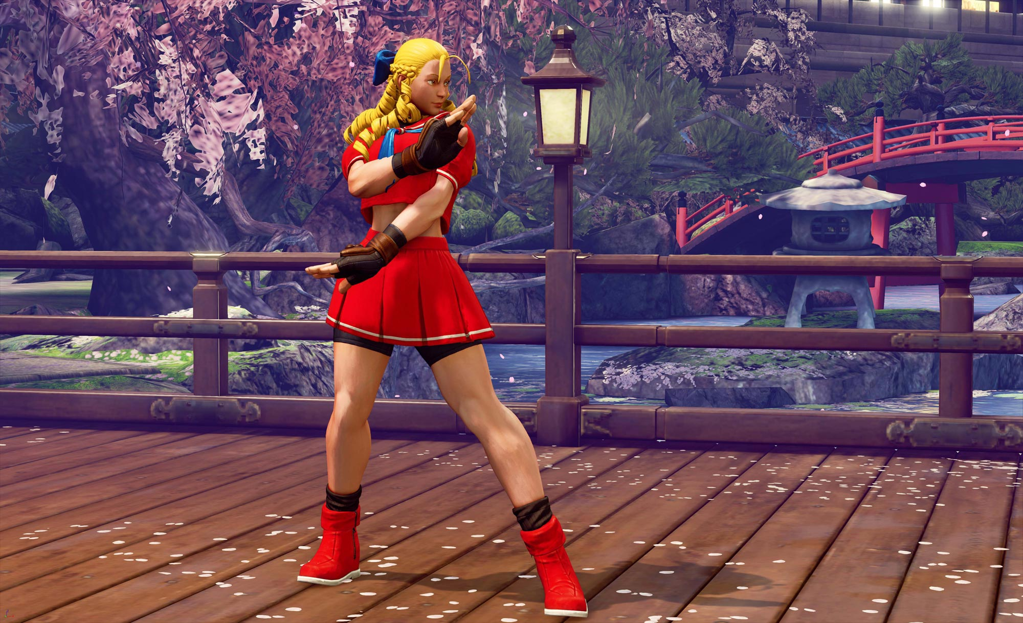 New hoilday and classic costumes in Street Fighter 5 8 out of 10 image gallery