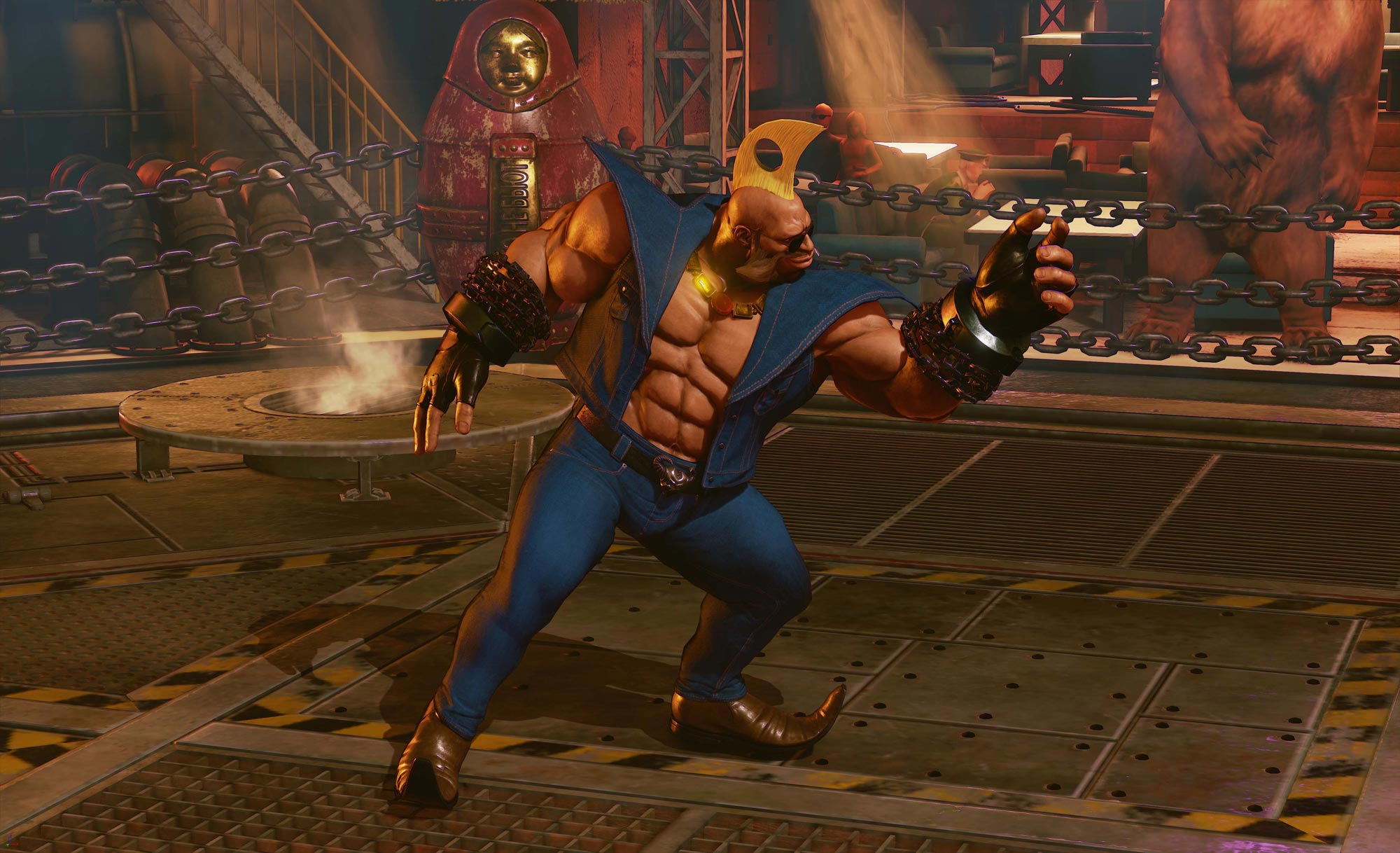 New Street Fighter 5 costumes 5 out of 10 image gallery