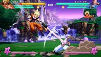 Kid Buu, Adult Gohan, and Arcade Mode in Dragon Ball FighterZ image #1