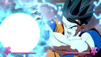 Kid Buu, Adult Gohan, and Arcade Mode in Dragon Ball FighterZ image #4