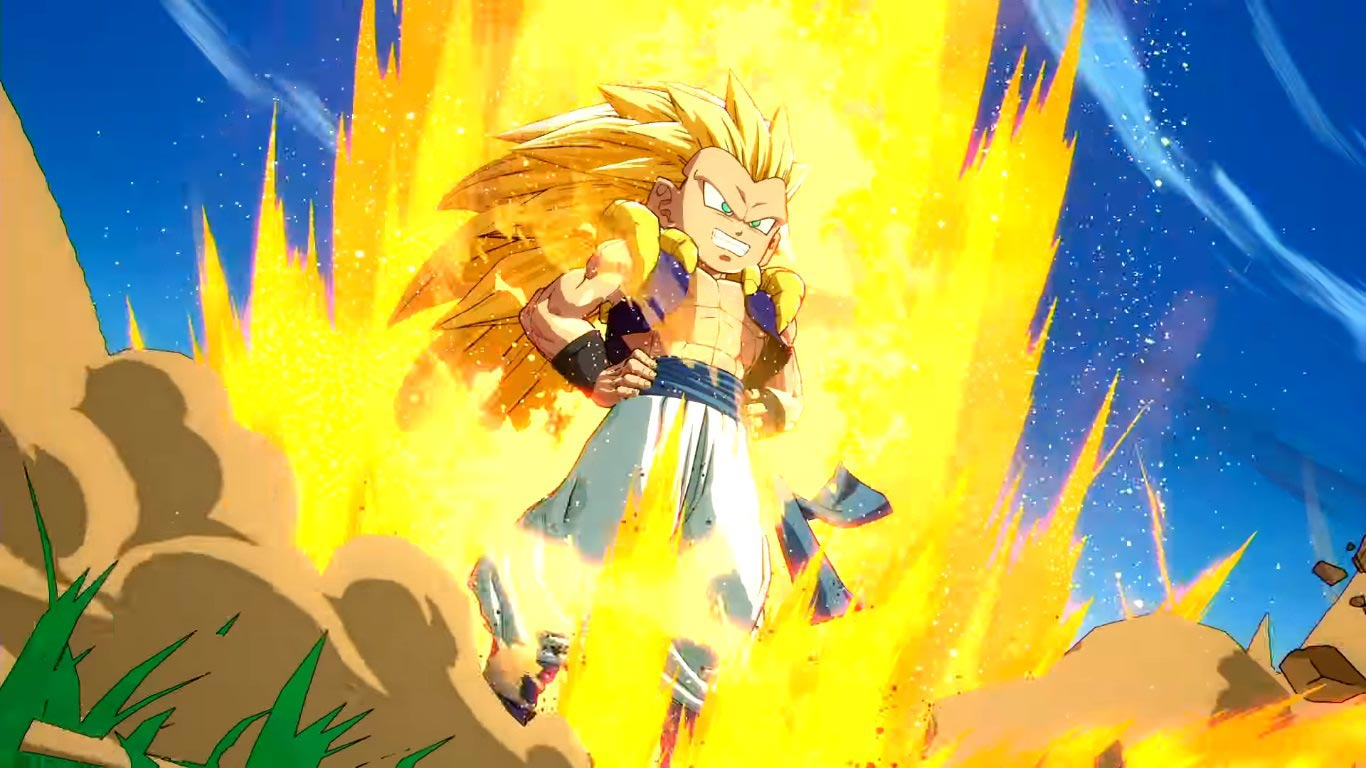 Gotenks in Dragon Ball FighterZ 2 out of 6 image gallery