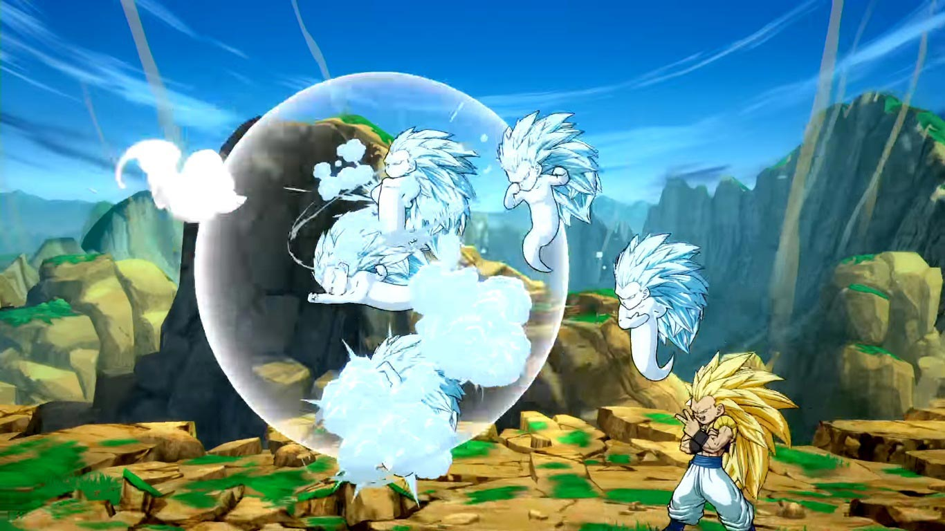 Gotenks in Dragon Ball FighterZ 4 out of 6 image gallery