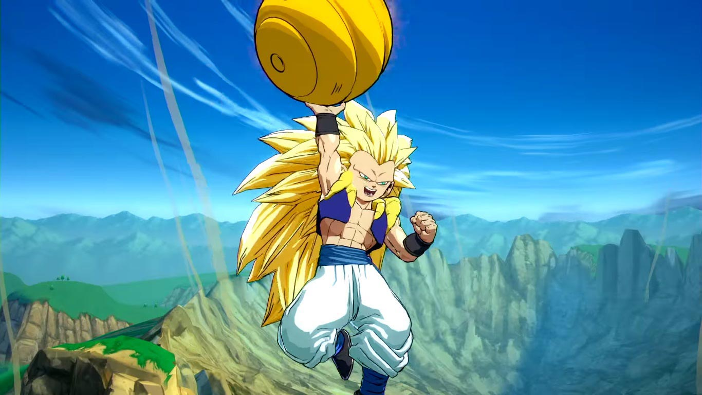 Gotenks in Dragon Ball FighterZ 5 out of 6 image gallery