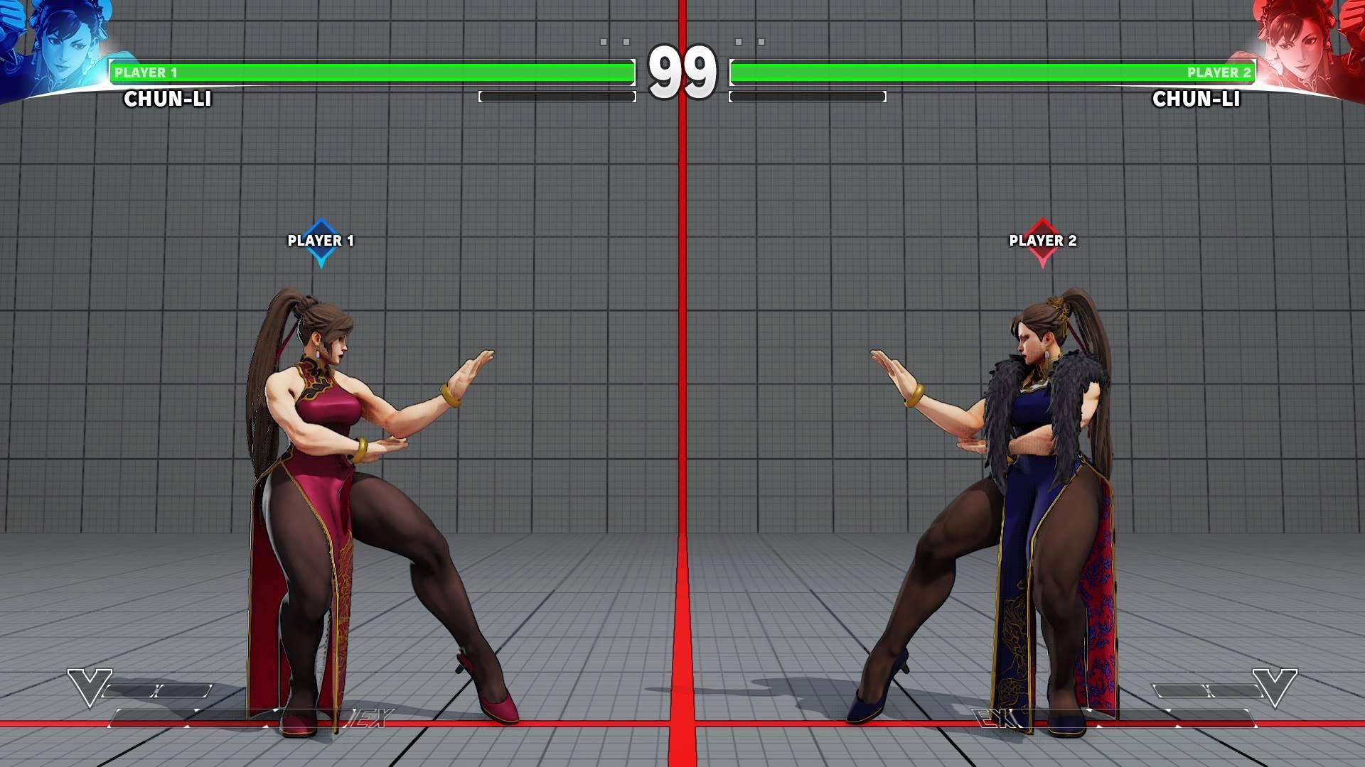 Chun-Li's Street Fighter 5 wardrobe 3 out of 13 image gallery