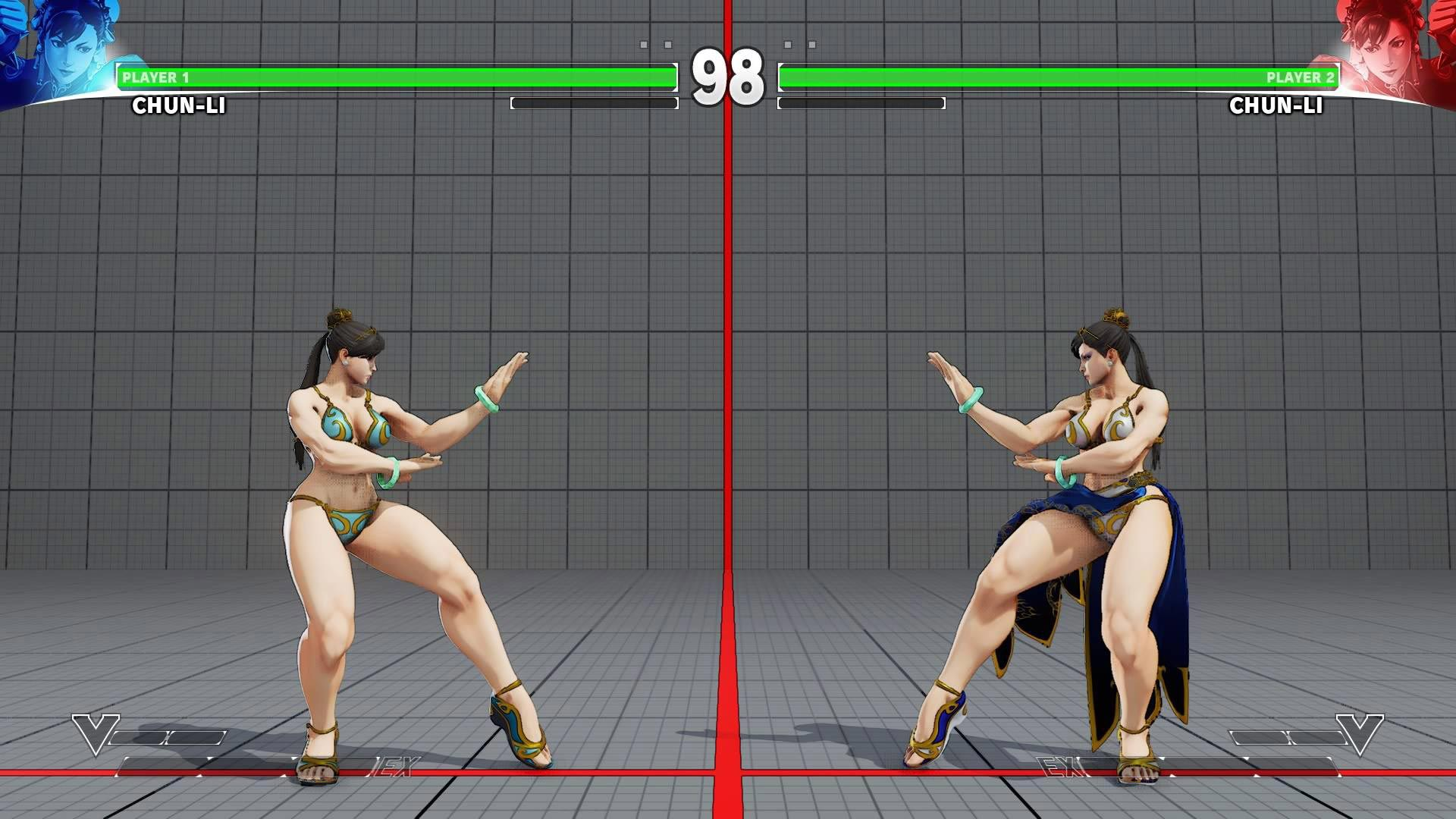 Chun-Li's Street Fighter 5 wardrobe 4 out of 13 image gallery