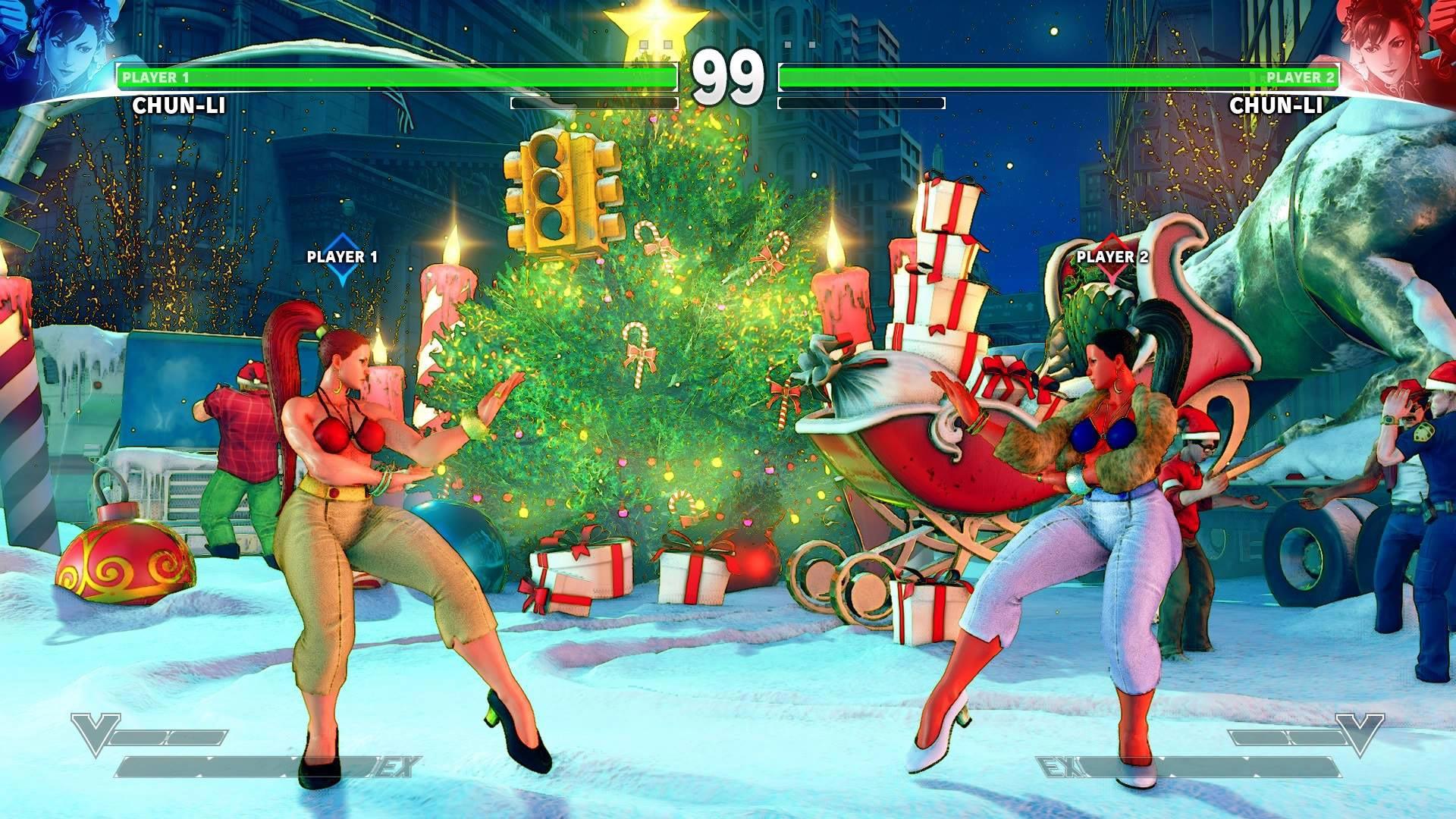 Chun-Li's Street Fighter 5 wardrobe 5 out of 13 image gallery