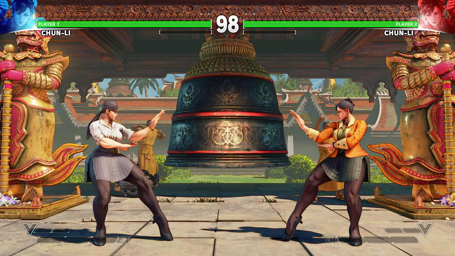 Chun-Li's Street Fighter 5 wardrobe 6 out of 13 image gallery