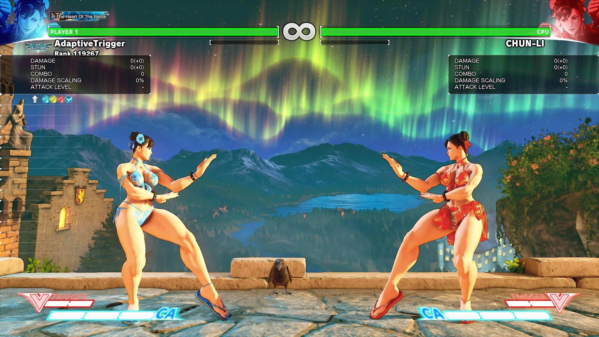 Chun Li S Street Fighter 5 Wardrobe 7 Out Of 13 Image Gallery