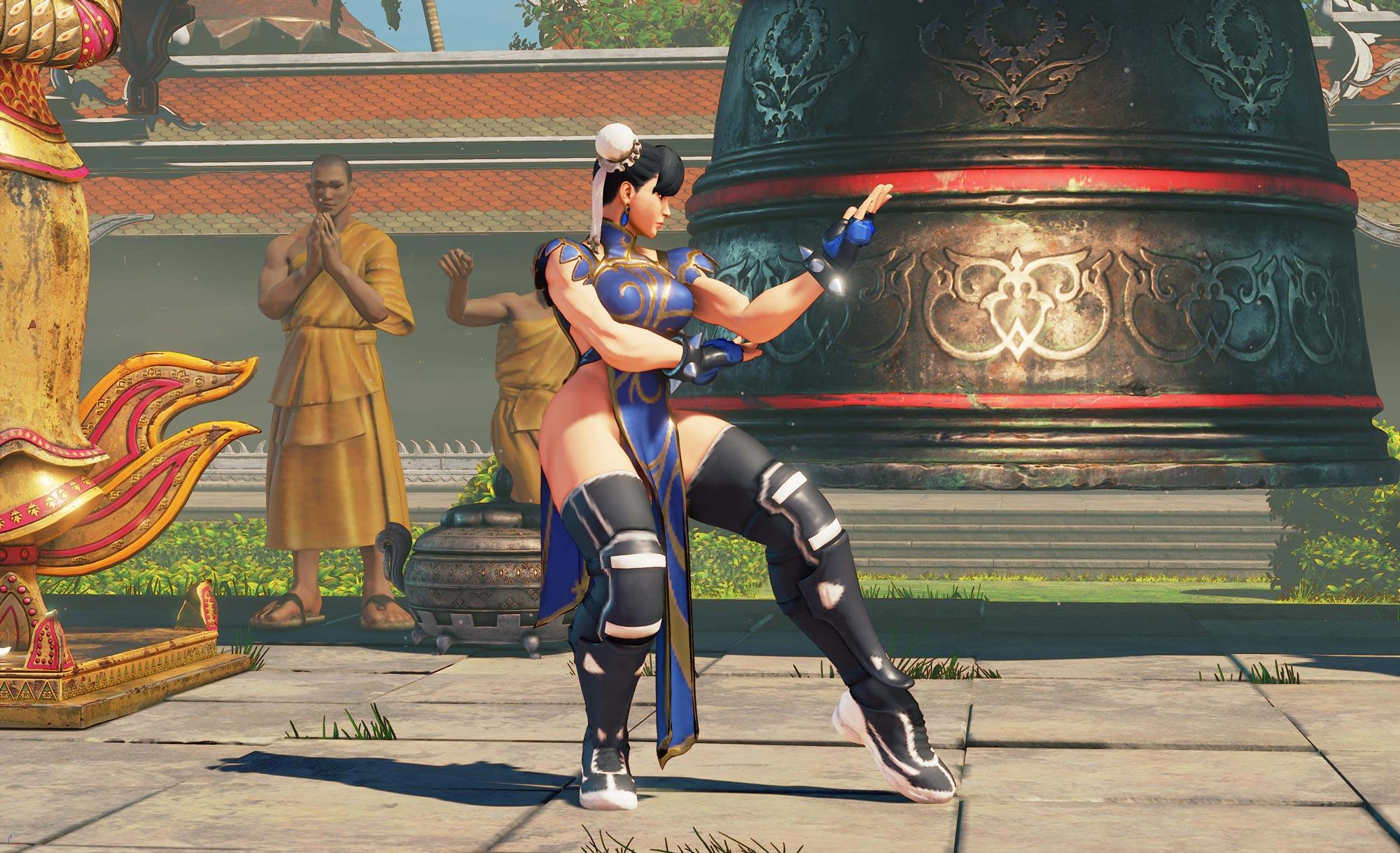 Chun-Li's Street Fighter 5 wardrobe 11 out of 13 image gallery