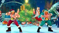 Street Fighter 5 Holiday Costumes 11/28/2017 image #11