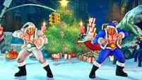 Street Fighter 5 Holiday Costumes 11/28/2017 image #13