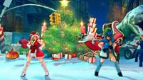 Street Fighter 5 Holiday Costumes 11/28/2017 image #16