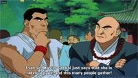 Street Fighter cameos in Yu Yu Hakusho image #1