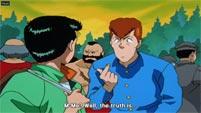 Street Fighter cameos in Yu Yu Hakusho image #2