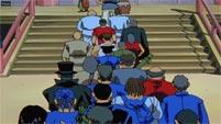 Street Fighter cameos in Yu Yu Hakusho image #5