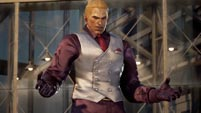 Geese Howard official Tekken 7 release trailer