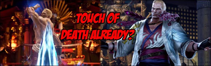 Geese Howard Is Officially Available In Tekken 7 And It Looks Like Someone Has Already Found A Touch Of Death Combo With Him