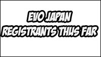 EVO Japan Reg image #1