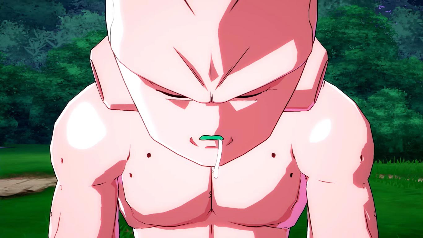 Kid Buu in Dragon Ball FighterZ 1 out of 6 image gallery