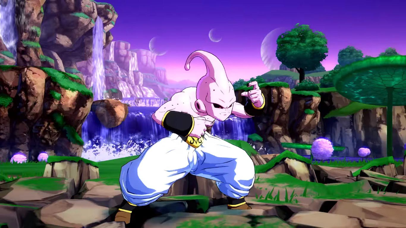 Kid Buu in Dragon Ball FighterZ 4 out of 6 image gallery