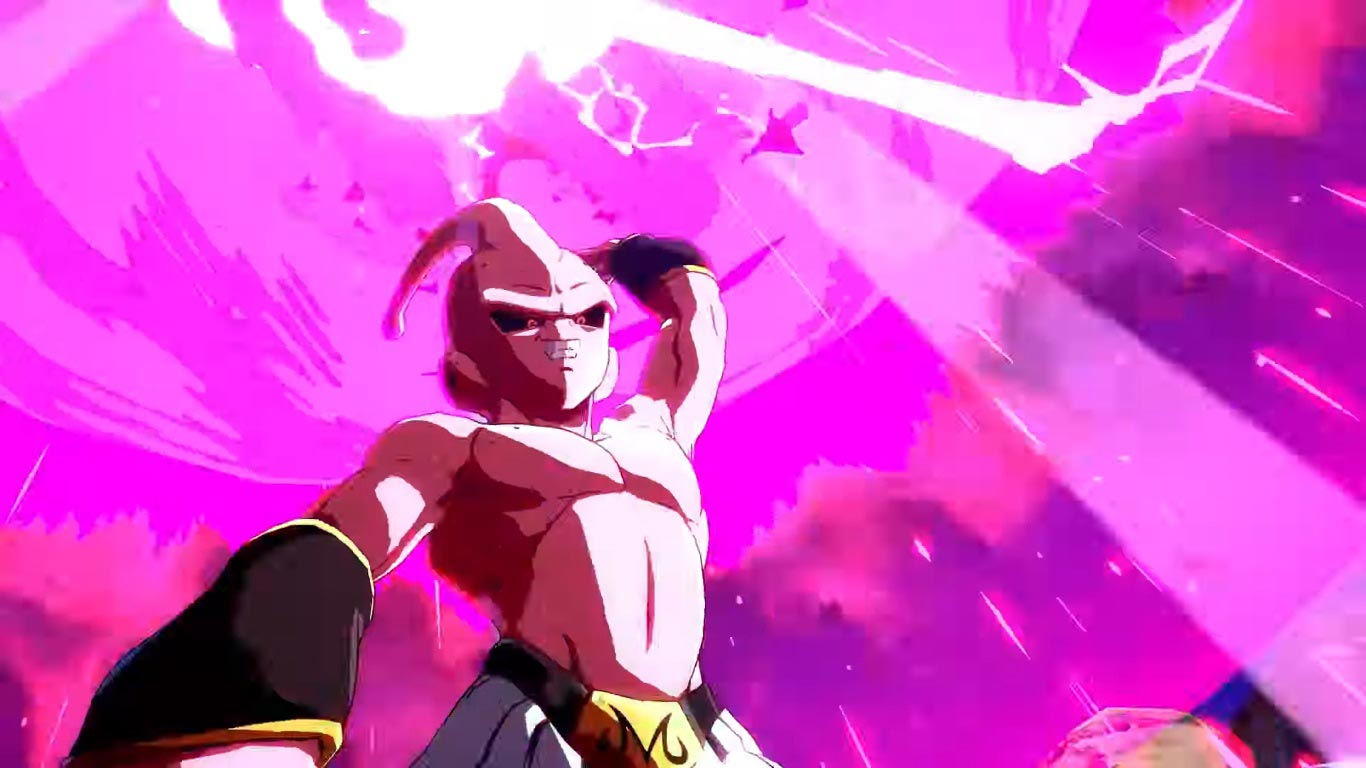 Kid Buu in Dragon Ball FighterZ 6 out of 6 image gallery
