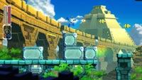 Mega Man 11 sceen shots, concept artwork and logo image #1