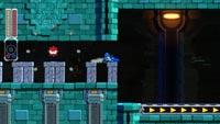 Mega Man 11 sceen shots, concept artwork and logo image #3