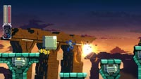 Mega Man 11 sceen shots, concept artwork and logo image #6