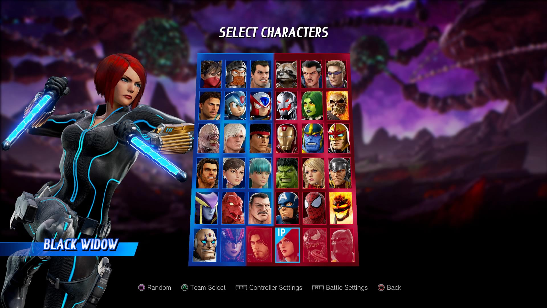 Marvel Vs Capcom Infinite Latest Update 4 Out Of 5 Image Gallery