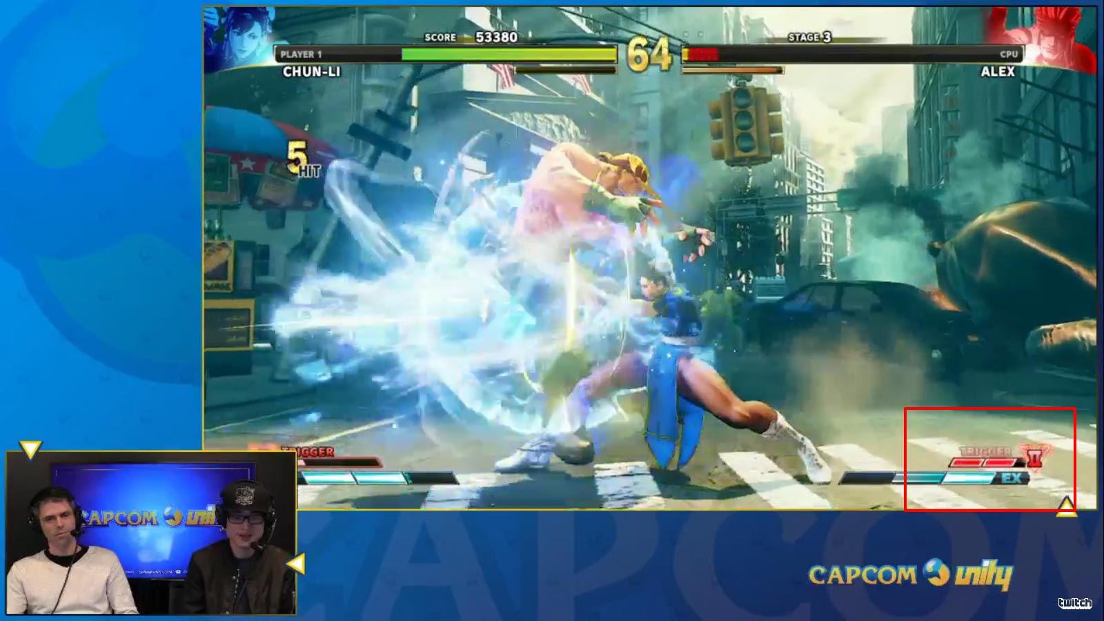 Alex and Abigail V-Trigger names 2 out of 8 image gallery
