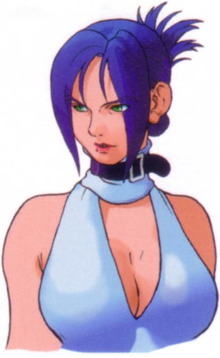 Fighting EX Layer - Blair 2 out of 5 image gallery