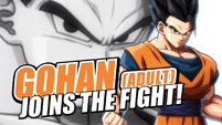 Adult Gohan in Dragon Ball FighterZ image #3
