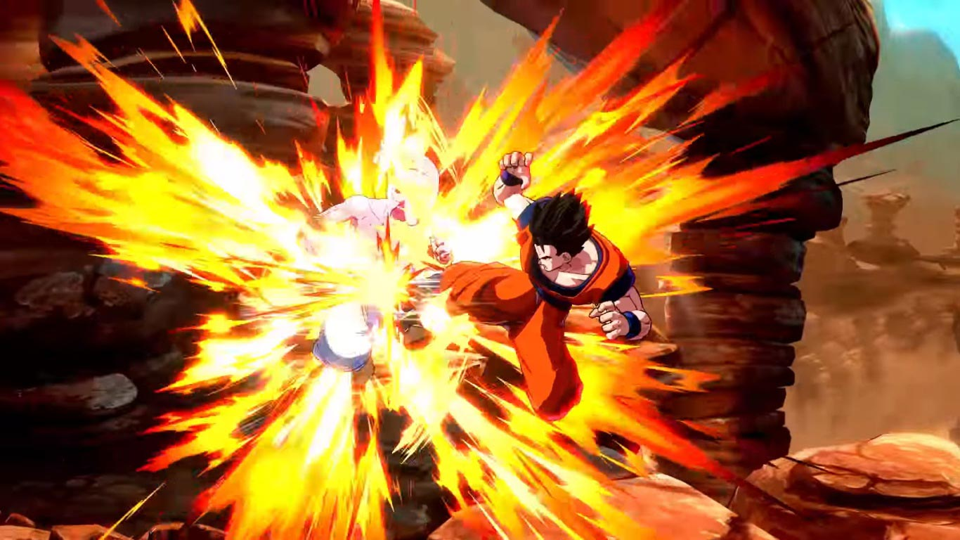 Adult Gohan in Dragon Ball FighterZ 5 out of 6 image gallery