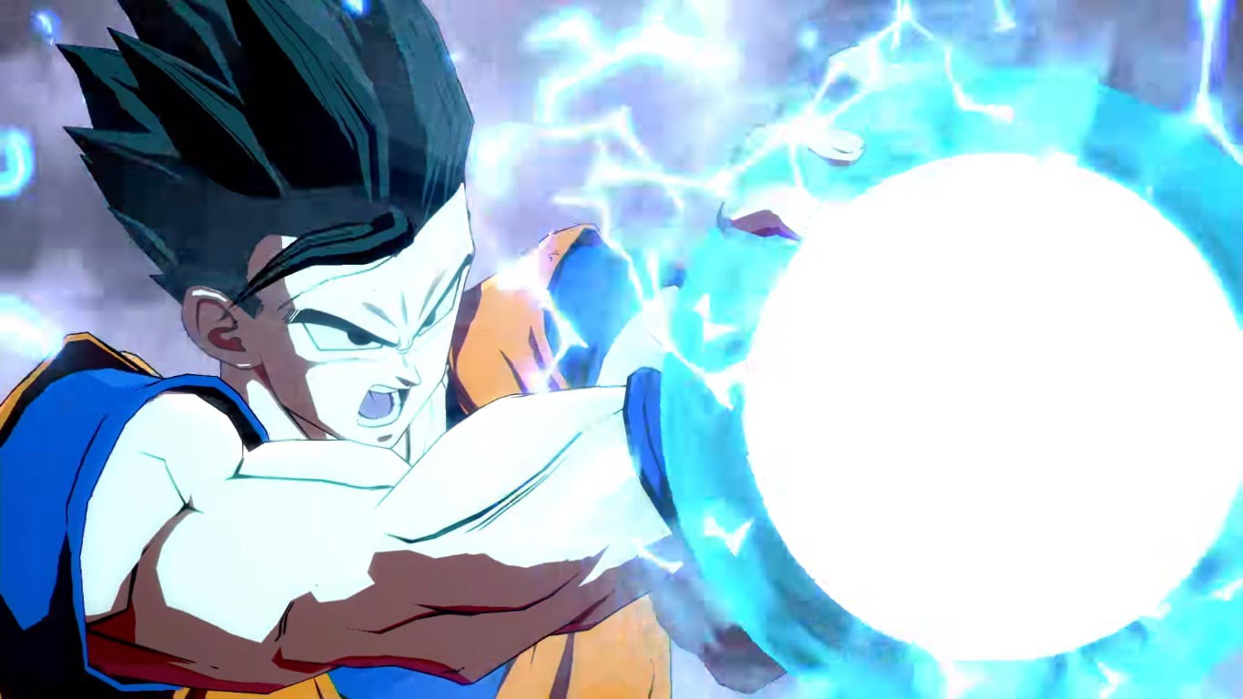 Adult Gohan in Dragon Ball FighterZ 6 out of 6 image gallery