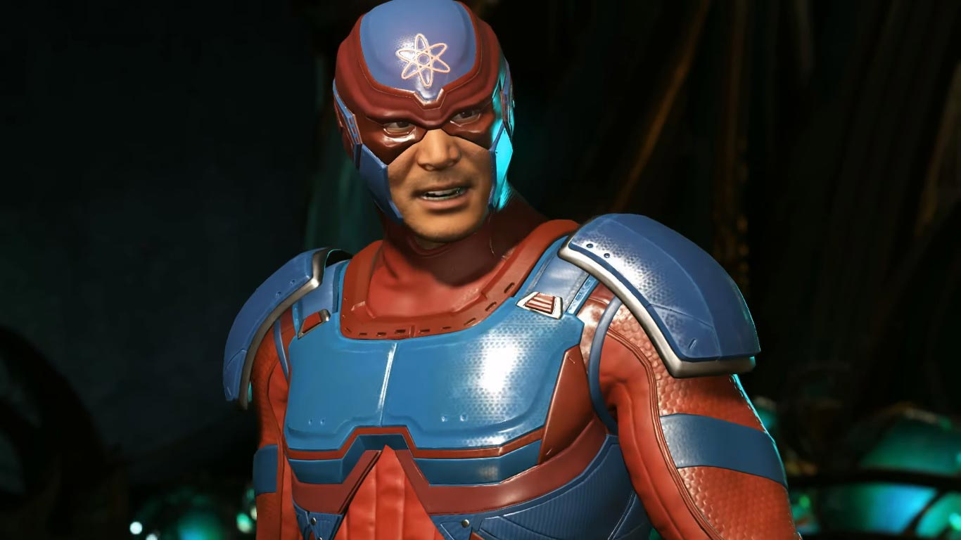 Atom in Injustice 2 1 out of 6 image gallery