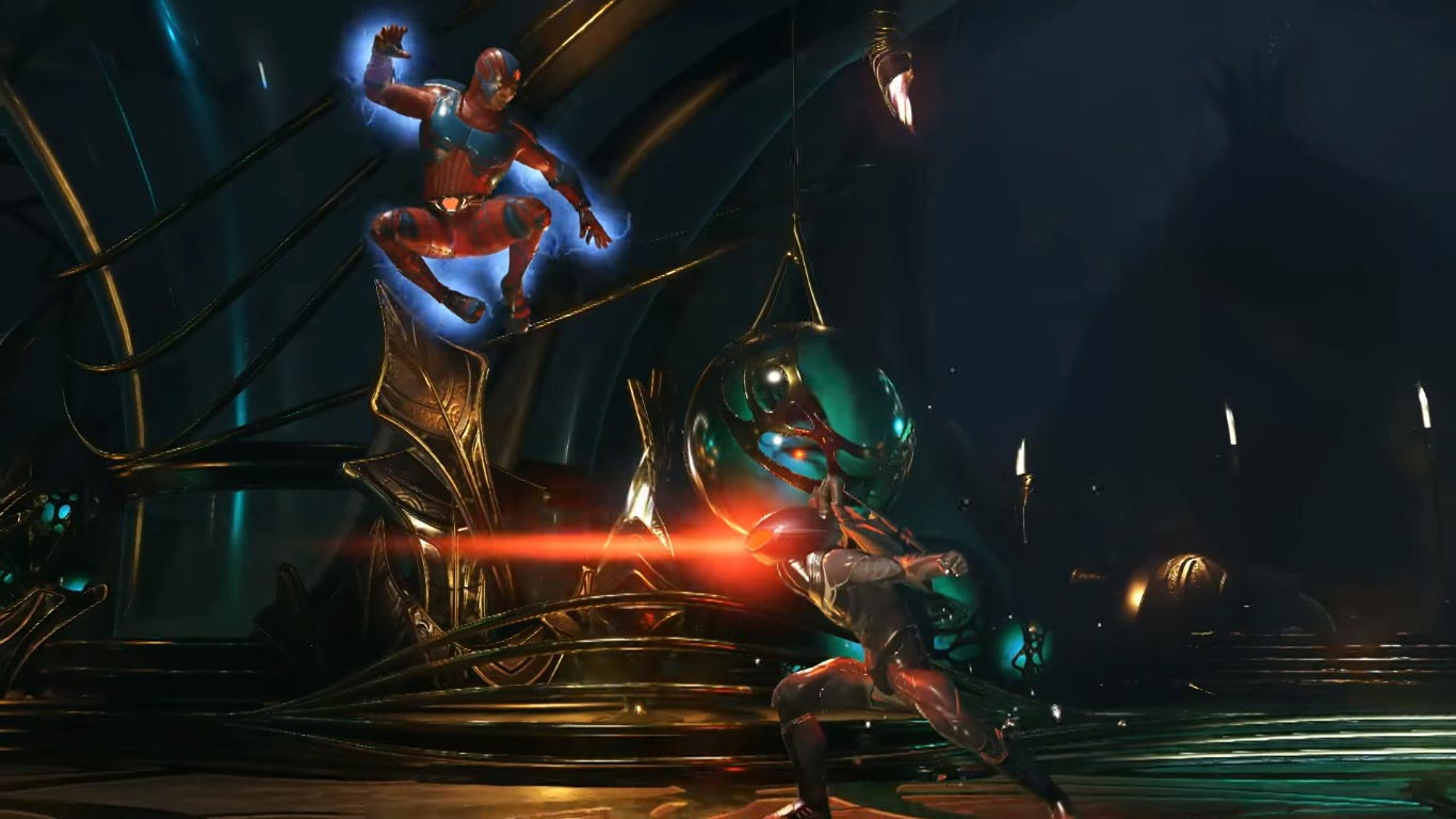 Atom in Injustice 2 3 out of 6 image gallery