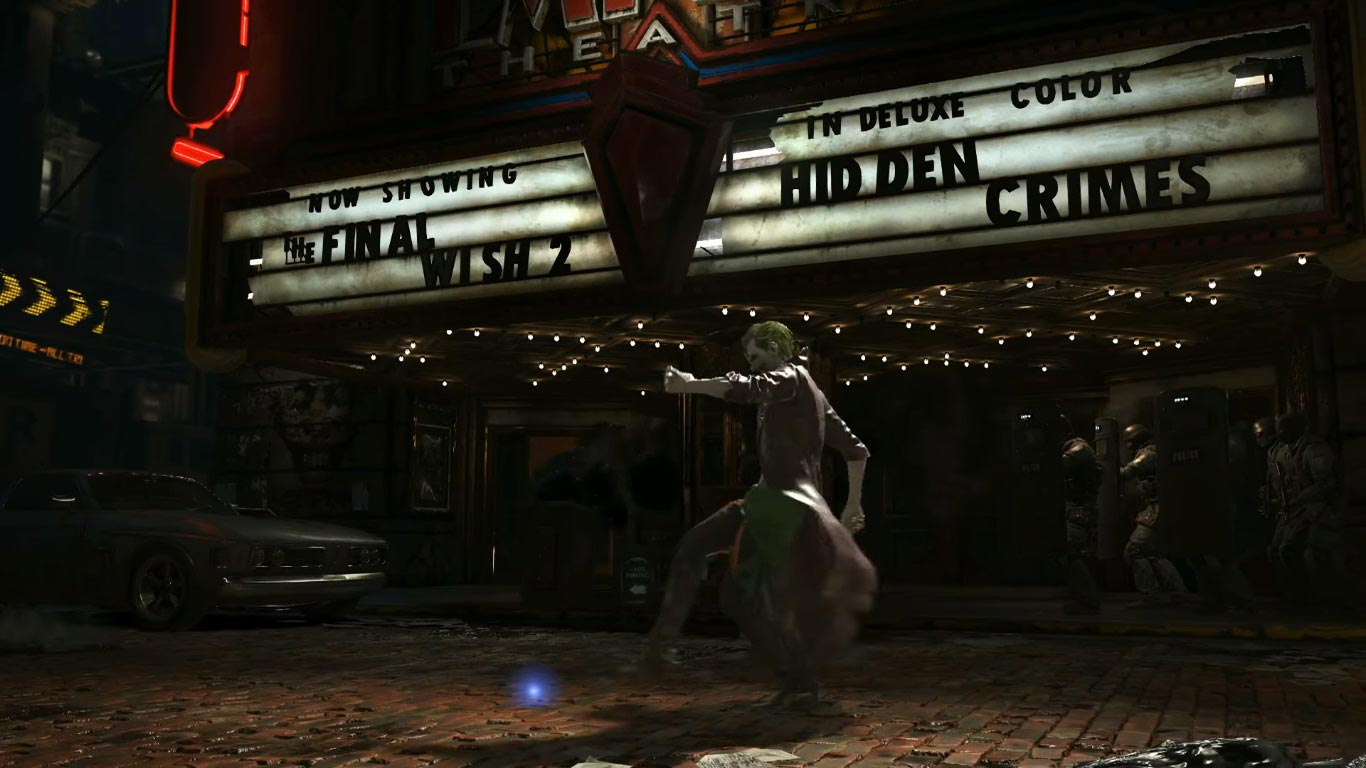 Atom in Injustice 2 5 out of 6 image gallery