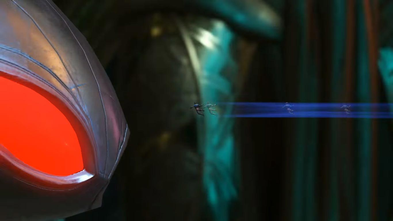 Atom in Injustice 2 6 out of 6 image gallery