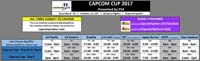 Capcom Cup Event Schedule image #1