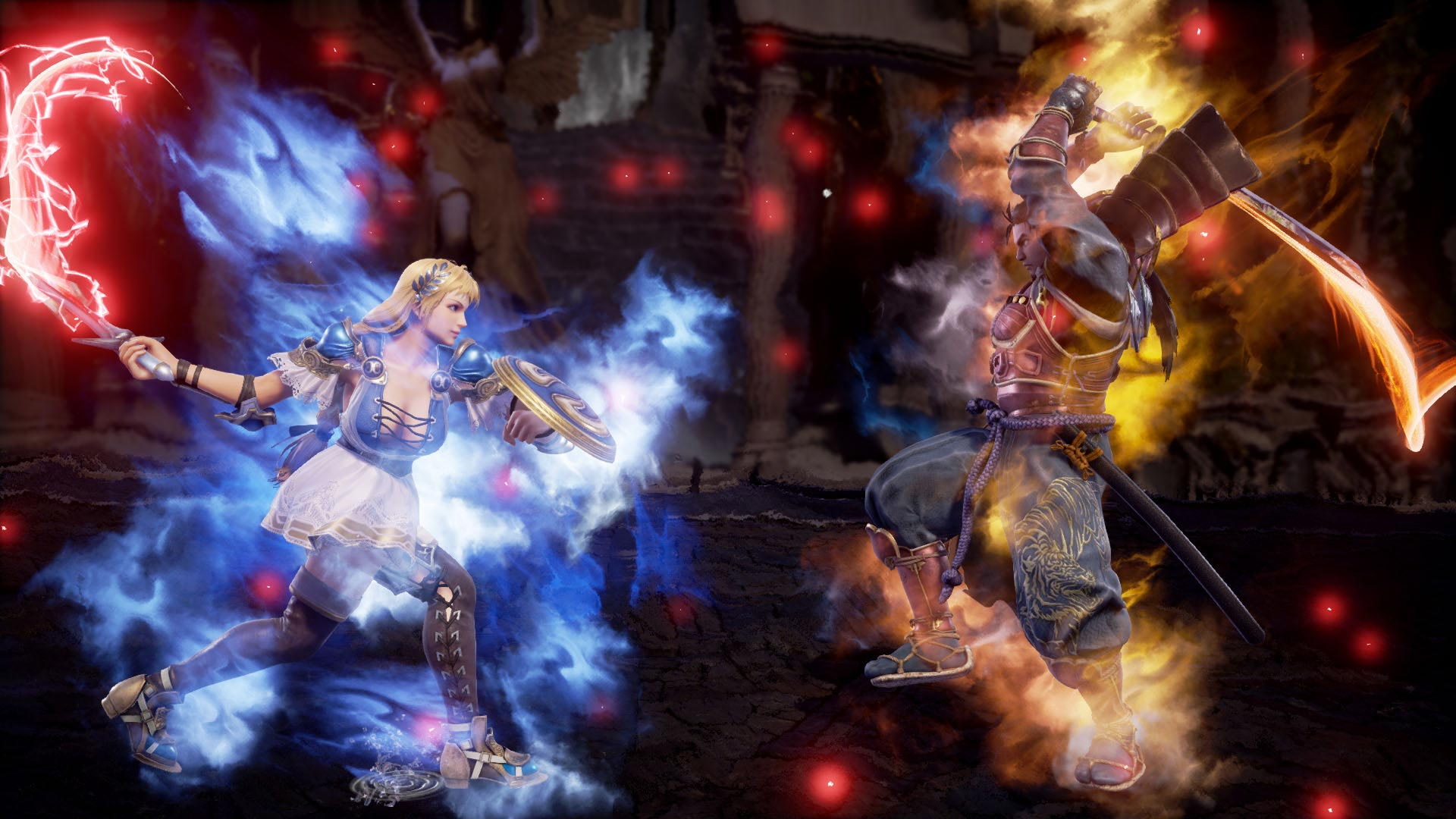 Soul Calibur 6 screeshots 1 out of 16 image gallery