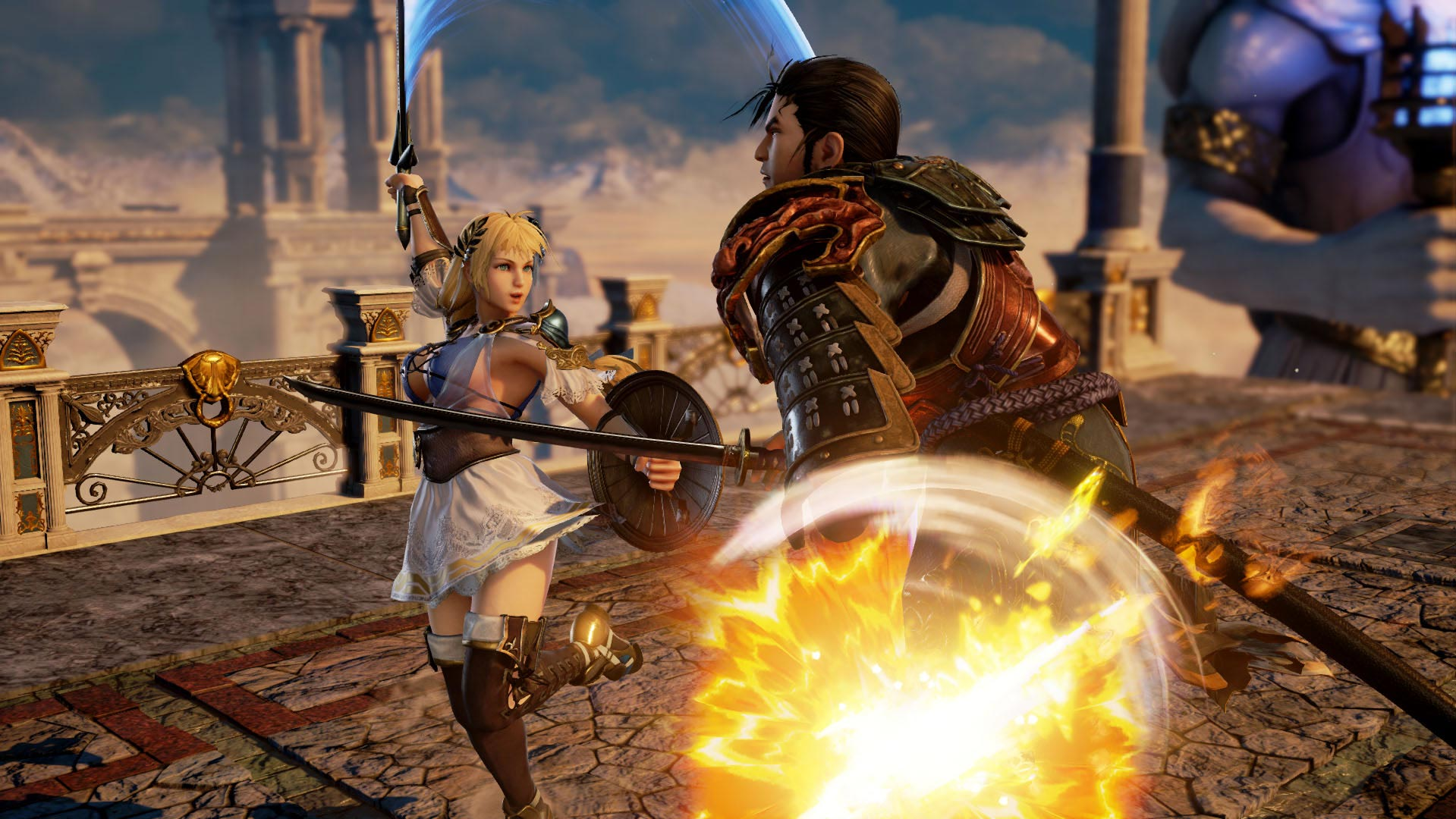 Soul Calibur 6 screeshots 5 out of 16 image gallery