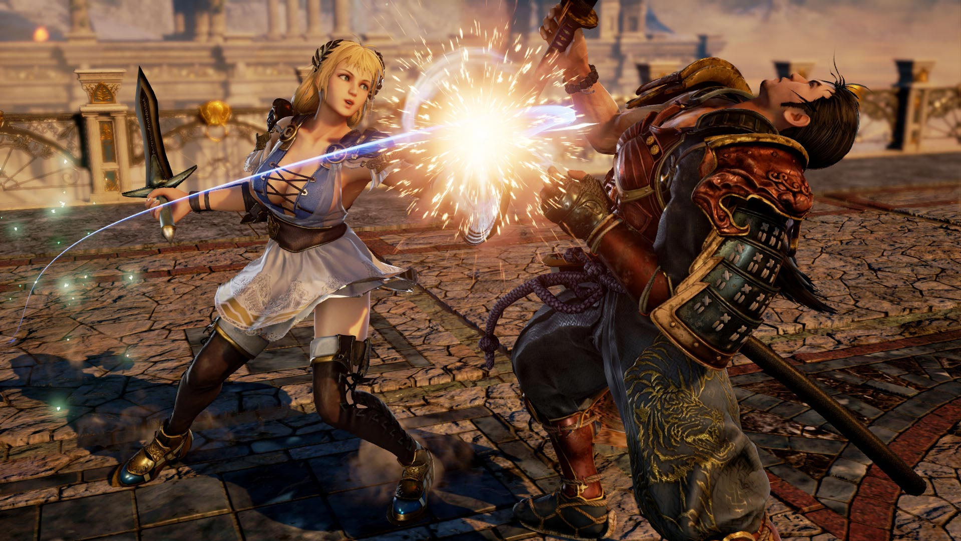 Soul Calibur 6 screeshots 6 out of 16 image gallery