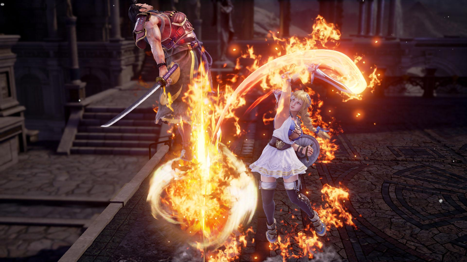 Soul Calibur 6 screeshots 7 out of 16 image gallery
