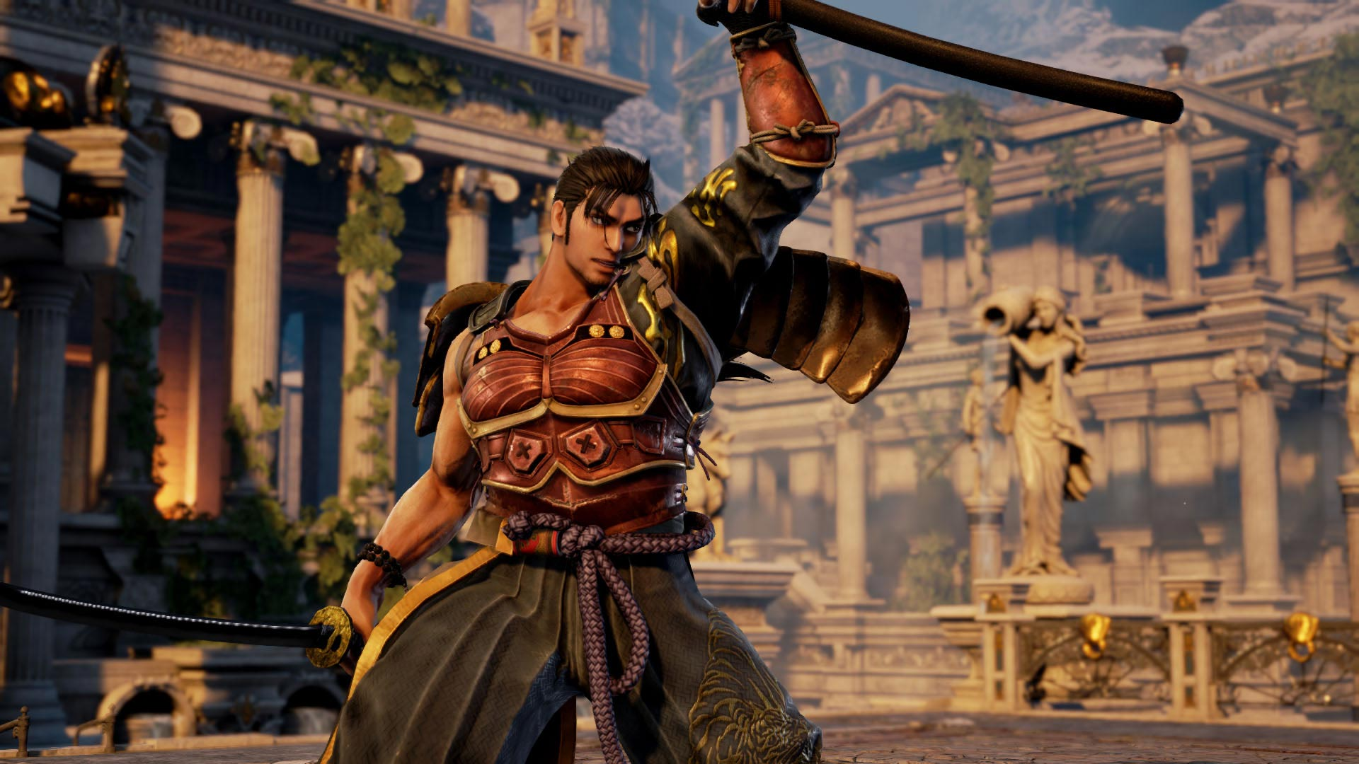 Soul Calibur 6 screeshots 8 out of 16 image gallery