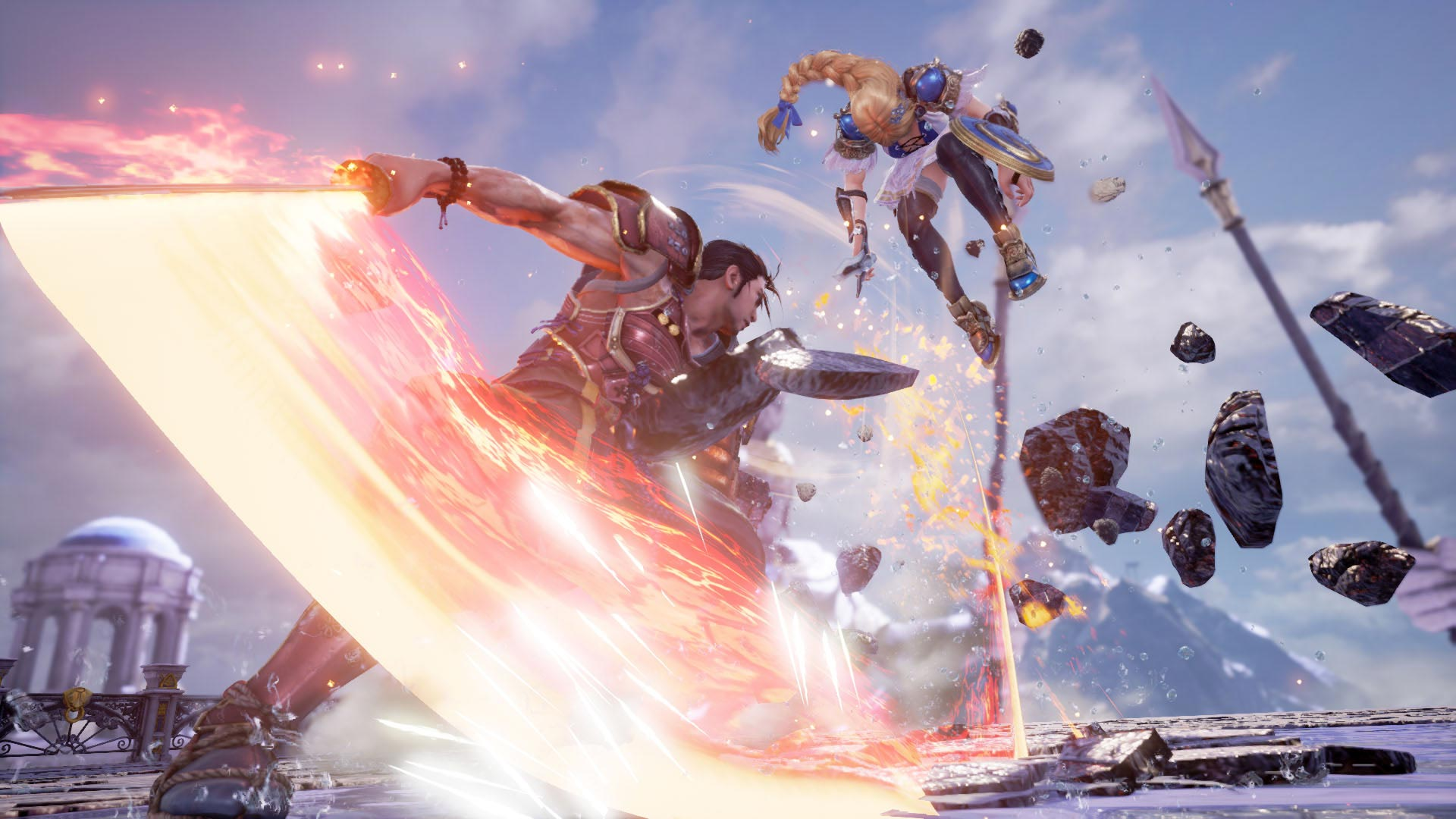 Soul Calibur 6 screeshots 9 out of 16 image gallery
