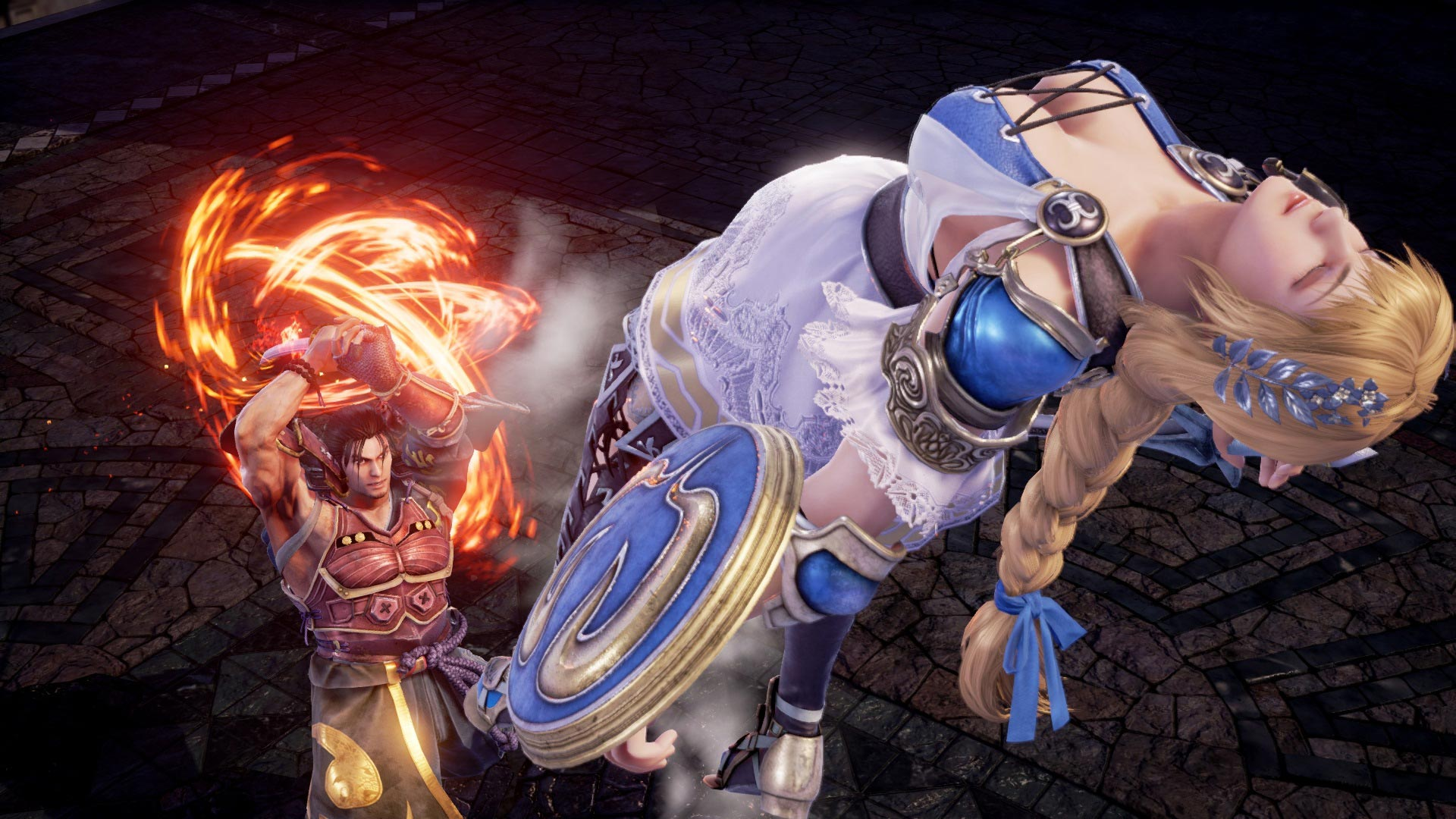 Soul Calibur 6 screeshots 12 out of 16 image gallery