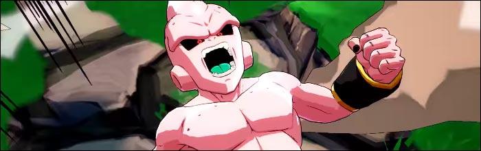 Kid buu official dragon ball fighterz gameplay trailer altavistaventures Images